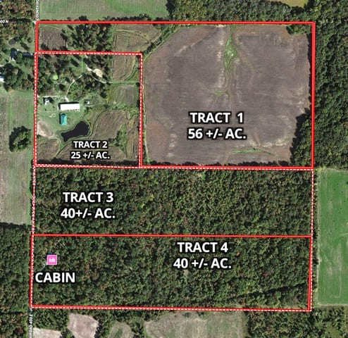 162 Acres in Hamilton County