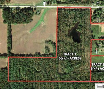 6 Acres-Perfect Home Site!