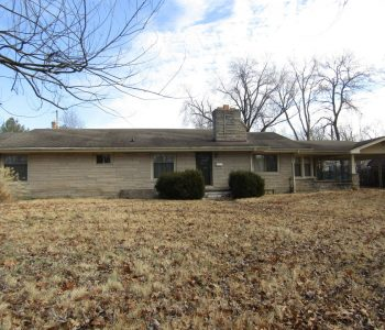 ABSOLUTE AUCTION! 3 BR, 2.5 Bath, Garage, Basement, Fixer Upper