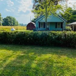 5 Acres with 2 BR Fixer-Upper for ABSOLUTE AUCTION