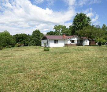 18 Acres, 3 BR House with Basement