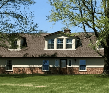 2 Story 5 BR, 3 Bath Home w/ Outbuildings on 9 acres